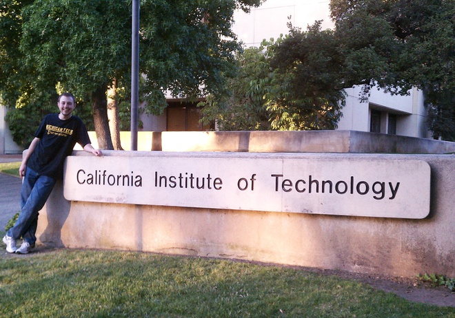 Caltech vuot Harvard thanh dai hoc tot nhat the gioi hinh anh 1