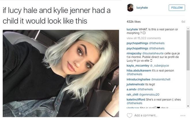 9X bat ngo noi tieng nho giong ngoi sao Kylie Jenner hinh anh 1