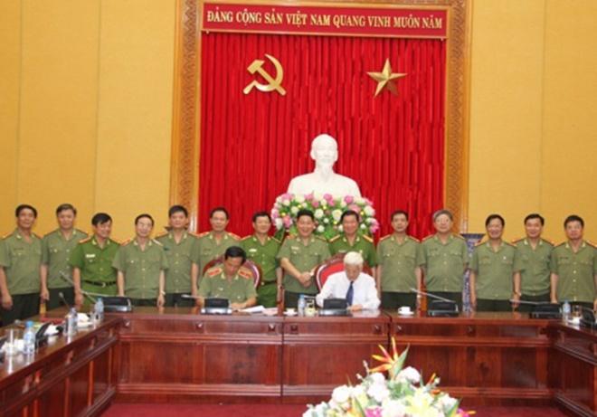Bo Cong an mua lai Dai hoc Ha Hoa Tien hinh anh 1