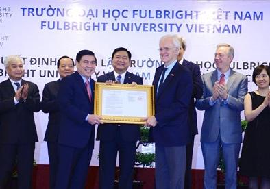 10 cau hoi ve Dai hoc Fulbright Viet Nam hinh anh