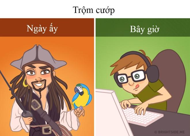Bo tranh: Internet da thay doi cuoc song nhu the nao? hinh anh 7