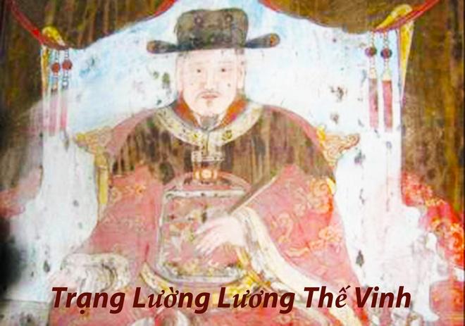 Trang Luong Luong The Vinh va cau chuyen do do day to giay hinh anh