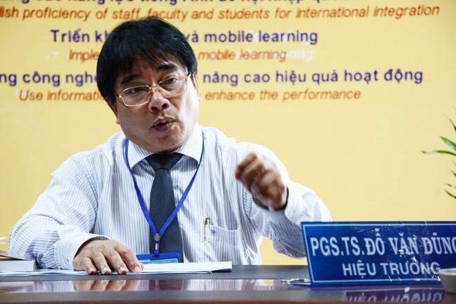 Nhieu co hoi do DH Su pham Ky thuat TP HCM voi 20,5 diem hinh anh 1