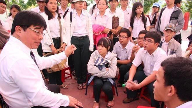 Nhieu co hoi do DH Su pham Ky thuat TP HCM voi 20,5 diem hinh anh