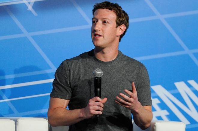 Vi sao Mark Zuckerberg luon mac ao mau xam? hinh anh