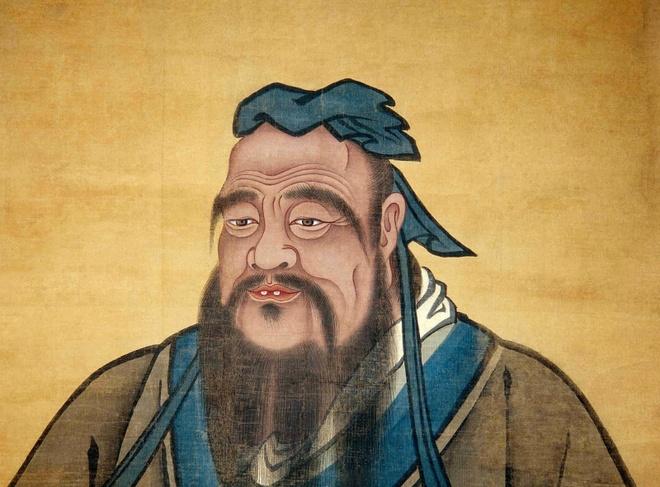 Khong Tu va cau chuyen 3 x 8 = 23 hinh anh 1