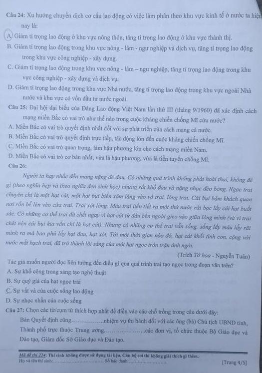 Bai phat bieu nham chuc cua Thu tuong vao de thi bao chi hinh anh 4
