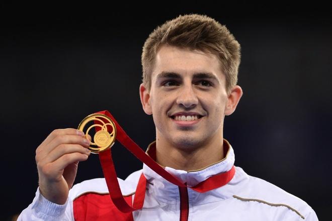 Dan trai dep tai Olympic 2016 anh 1