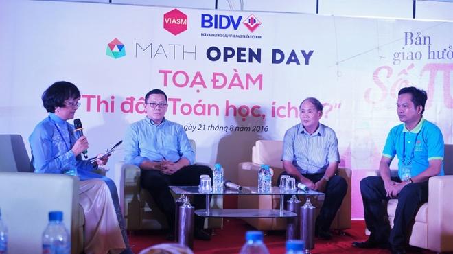 GS Ngo Bao Chau: Viet Nam nhap khau nhieu cuoc thi hinh anh 2