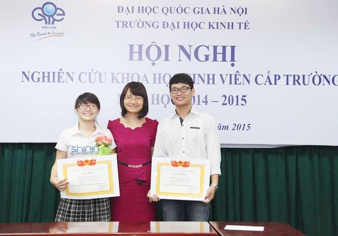 Thu khoa DH Kinh te: 'Toi phai den Han Quoc hoc tien si' hinh anh 2