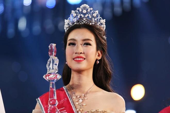 15 dieu khong phai ai cung biet ve Hoa hau Viet Nam 2016 hinh anh