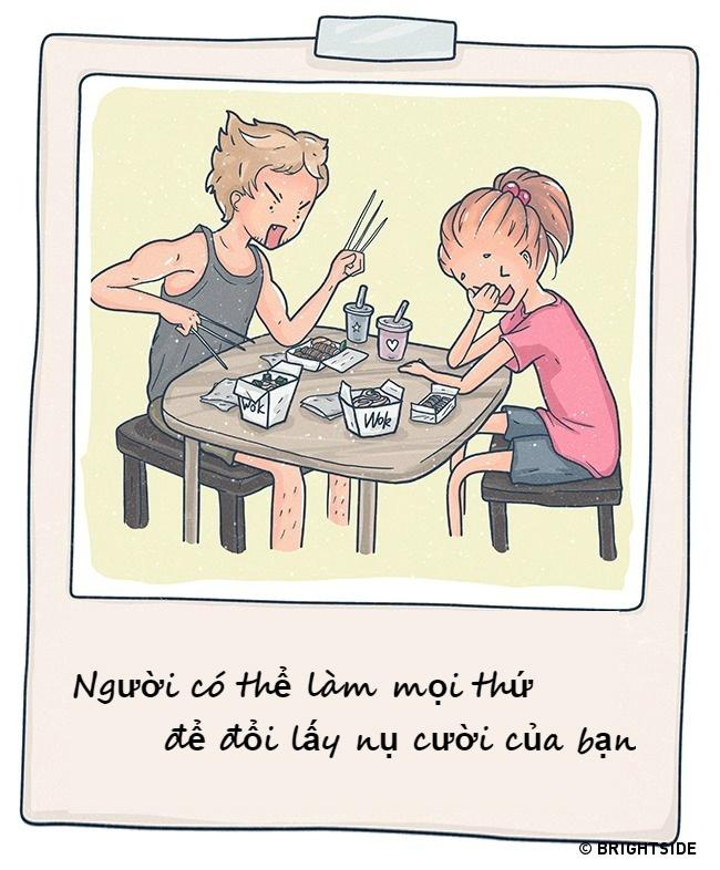 Bo tranh: Nhu the nao la tinh yeu dich thuc? hinh anh 3