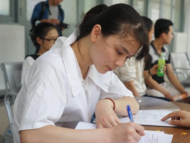 DH Su Pham Ha Noi cong bo diem trung tuyen xet tuyen bo sung hinh anh