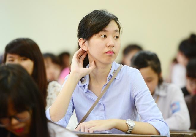 Tranh luan ve phuong an du thi THPT 2017 hinh anh