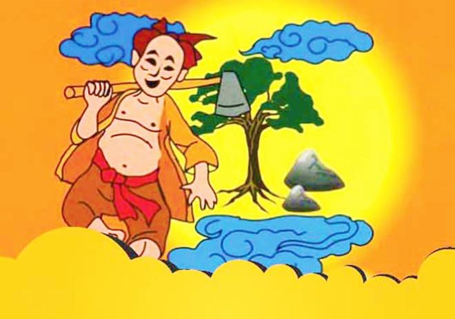 Su tich chu Cuoi len Doodle cua Google dip Trung thu hinh anh 1