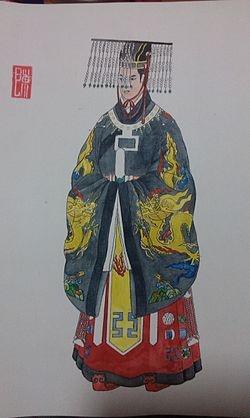 Vua Le Thanh Tong anh 1