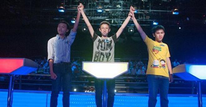 'Cau be Google' tham du Duong len dinh Olympia nam 2017 hinh anh 1