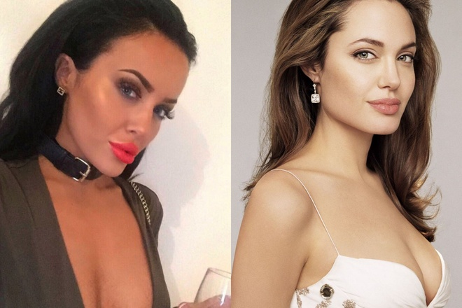 Co gai duoc coi nhu Angelina Jolie cua nuoc Anh hinh anh 3