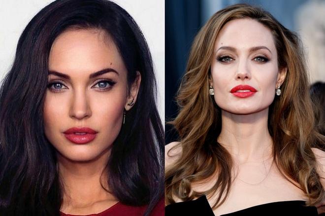 Co gai duoc coi nhu Angelina Jolie cua nuoc Anh hinh anh