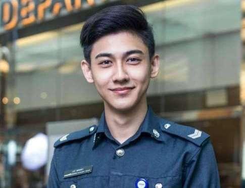 Chang canh sat noi tieng mang nho anh chup len dep trai hinh anh