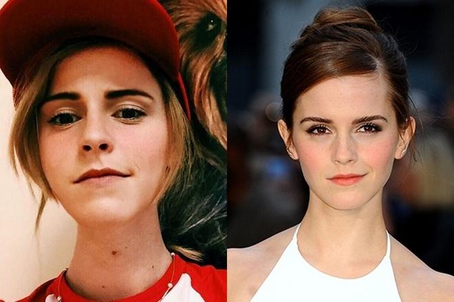 Co gai noi tieng vi giong dien vien Emma Watson hinh anh 4