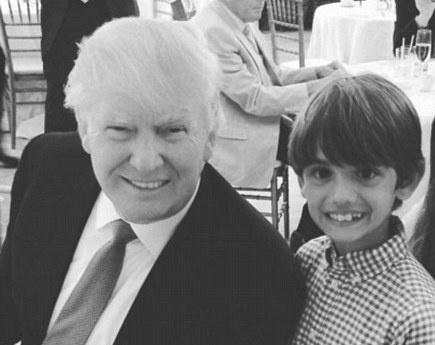 Chan dung 8 dua chau dang yeu cua Donald Trump hinh anh 3