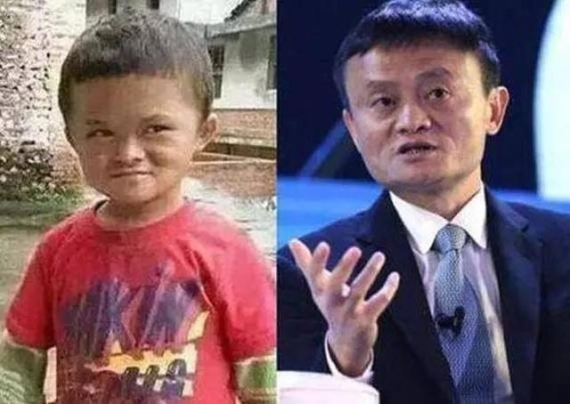 Jack Ma chu cap hoc phi cho cau be giong het minh hinh anh 7