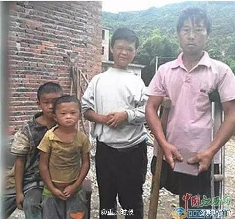Jack Ma chu cap hoc phi cho cau be giong het minh hinh anh 1