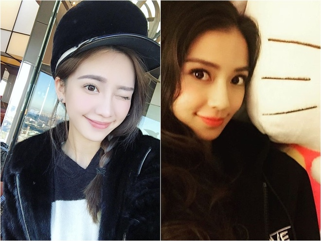 Co gai giong Angelababy anh 2