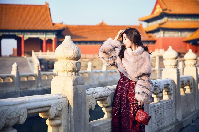 co gai giong Angelababy anh 5