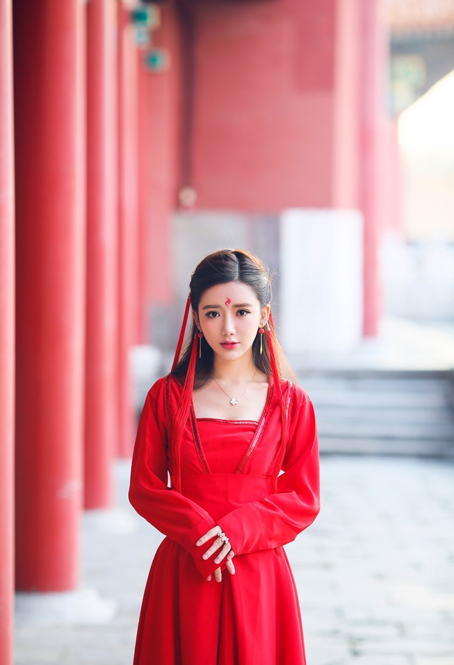 co gai giong Angelababy anh 6