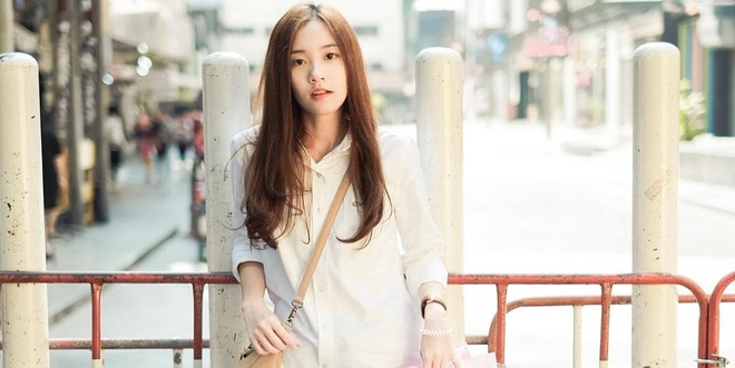 co gai giong yoona anh 2