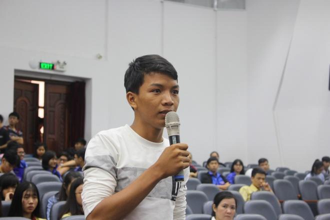 ngay hoi tu van tuyen sinh 2017,  khoi nganh y - duoc,  DH Y khoa Pham Ngoc Thach anh 1