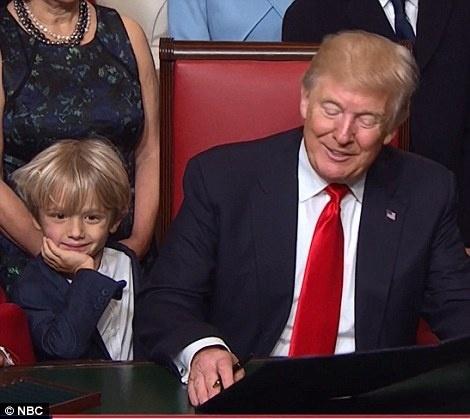 Dan mang thich thu voi dan chau dang yeu nha Trump hinh anh 3