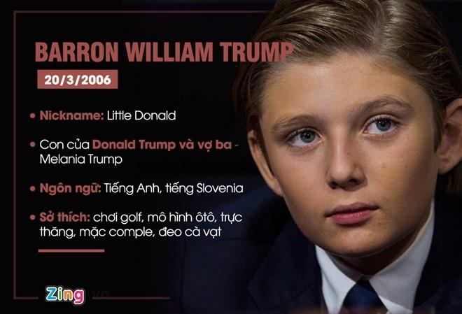 Cau ut nha Trump va cuoc song cua con tong thong My hinh anh 1