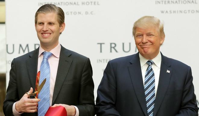 5 quy tu, tieu thu nha Tong thong Donald Trump la ai? hinh anh 9