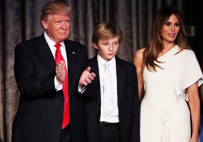 5 quy tu, tieu thu nha Tong thong Donald Trump la ai? hinh anh 14