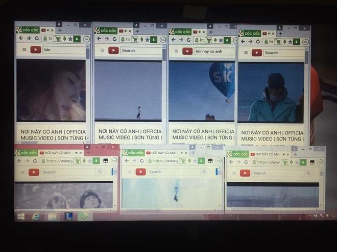 Loat anh hai huoc khi Sky cay view cho MV 'Noi nay co anh' hinh anh 8