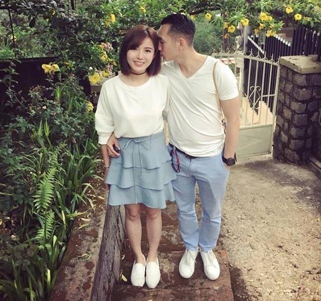 Loat anh tinh tu cua hot girl Tu Linh va chong sap cuoi hinh anh 12