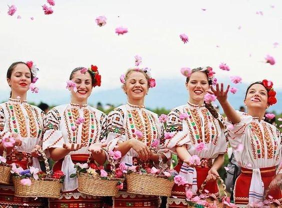le hoi hoa hong Bulgaria anh 2