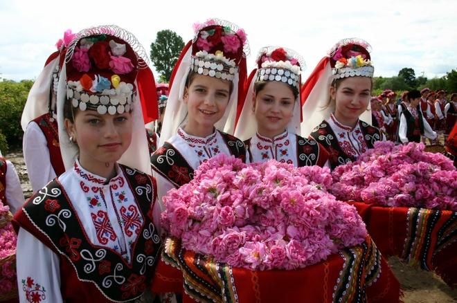le hoi hoa hong Bulgaria anh 3