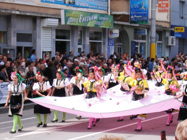 le hoi hoa hong Bulgaria anh 7