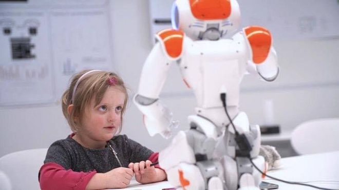 '14 nam nua, robot se day hoc cho con nguoi' hinh anh 1
