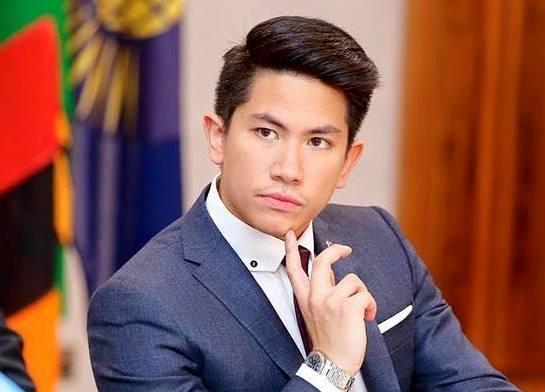 Hoang tu Brunei chiem tron trai tim cua nhieu co gai hinh anh