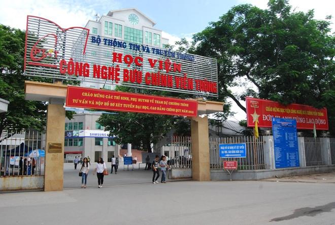 Gan 93% sinh vien Hoc vien Cong nghe Buu chinh Vien thong co viec lam hinh anh