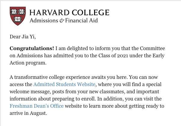 Co gai 17 tuoi xinh dep do ca Harvard, Cambridge va Stanford hinh anh 4