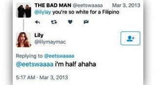 Lily Maymac tiep tuc gap rac roi khi bi phat hien mao danh con lai hinh anh 1