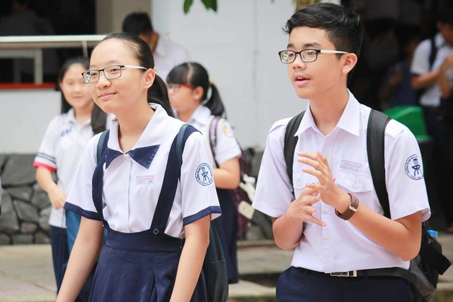 Diem chuan lop chuyen truong Trung hoc Thuc hanh - DH Su pham TP.HCM hinh anh