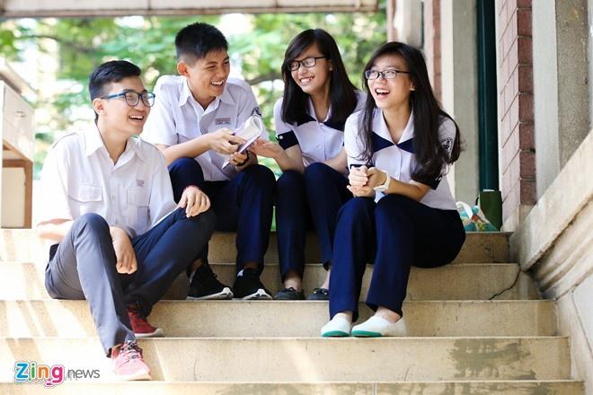 3.800 hoc sinh thi vao lop 6 truong chuyen Tran Dai Nghia hinh anh 1