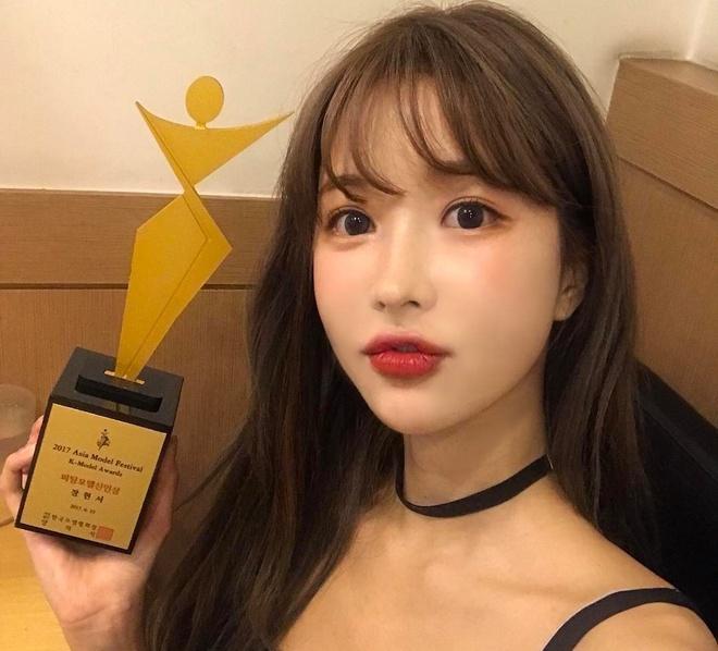 Jang Hyun Seo tai Le hoi nguoi mau chau A hinh anh